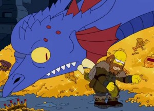 hobbit-simpsons