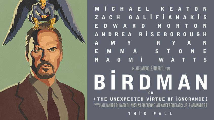 ¿cuala es la última película o filme que has visto? - Página 35 Birdman-cartel